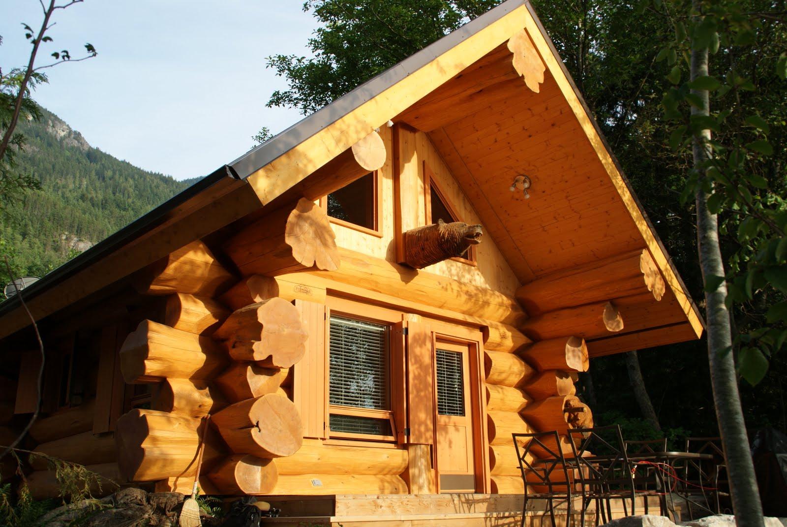 Porteau Cabin