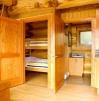 Porteau Cove Cabins Bedroom