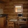 Porteau Cove Cabins Kitchenette