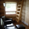 Porteau Cove Cabins Living Area