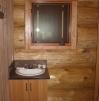 Porteau Cabins Washroom
