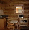 Porteau Cove Cabins Kitchenette