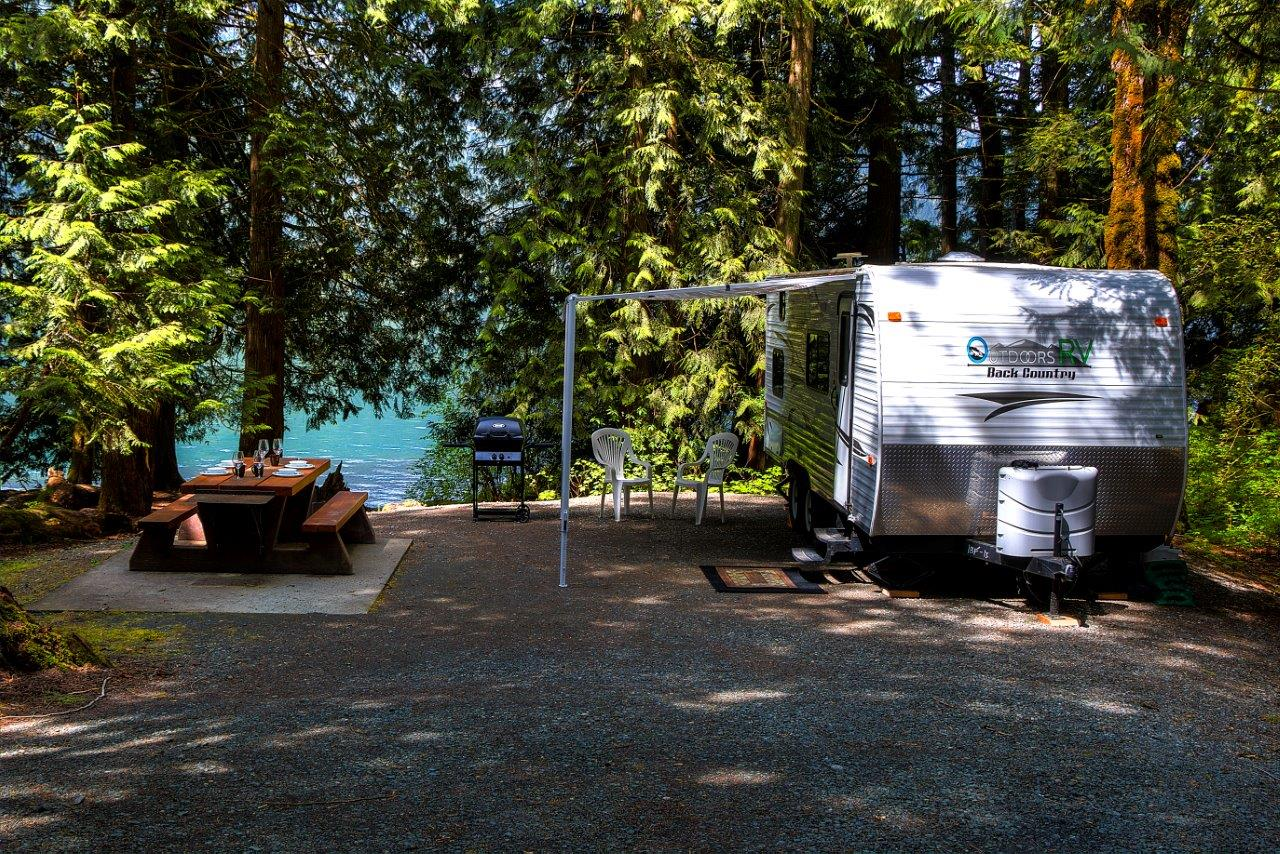 Travel Trailers Sea To Sky Parks